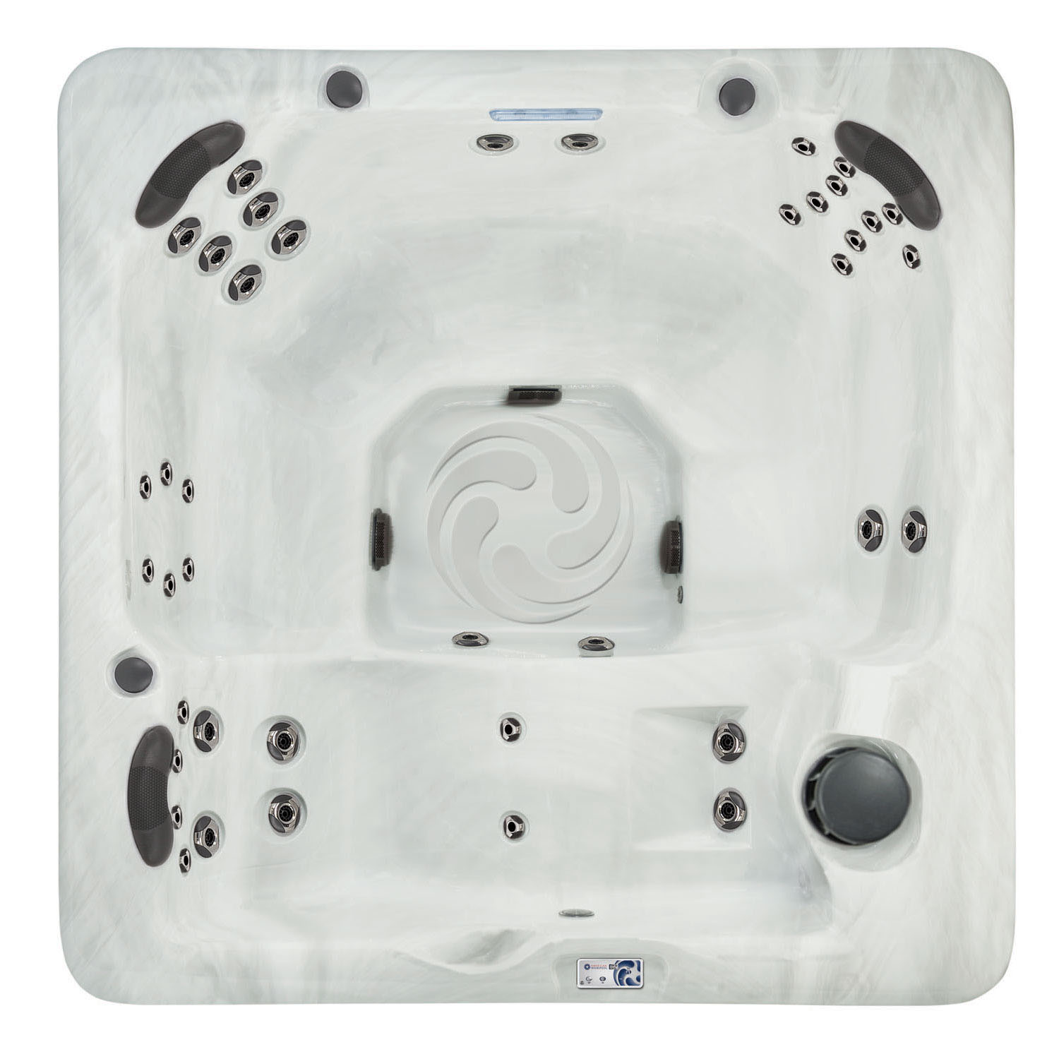 American Whirlpool 171 Hot Tub | Merlin Hot Tubs & Spas